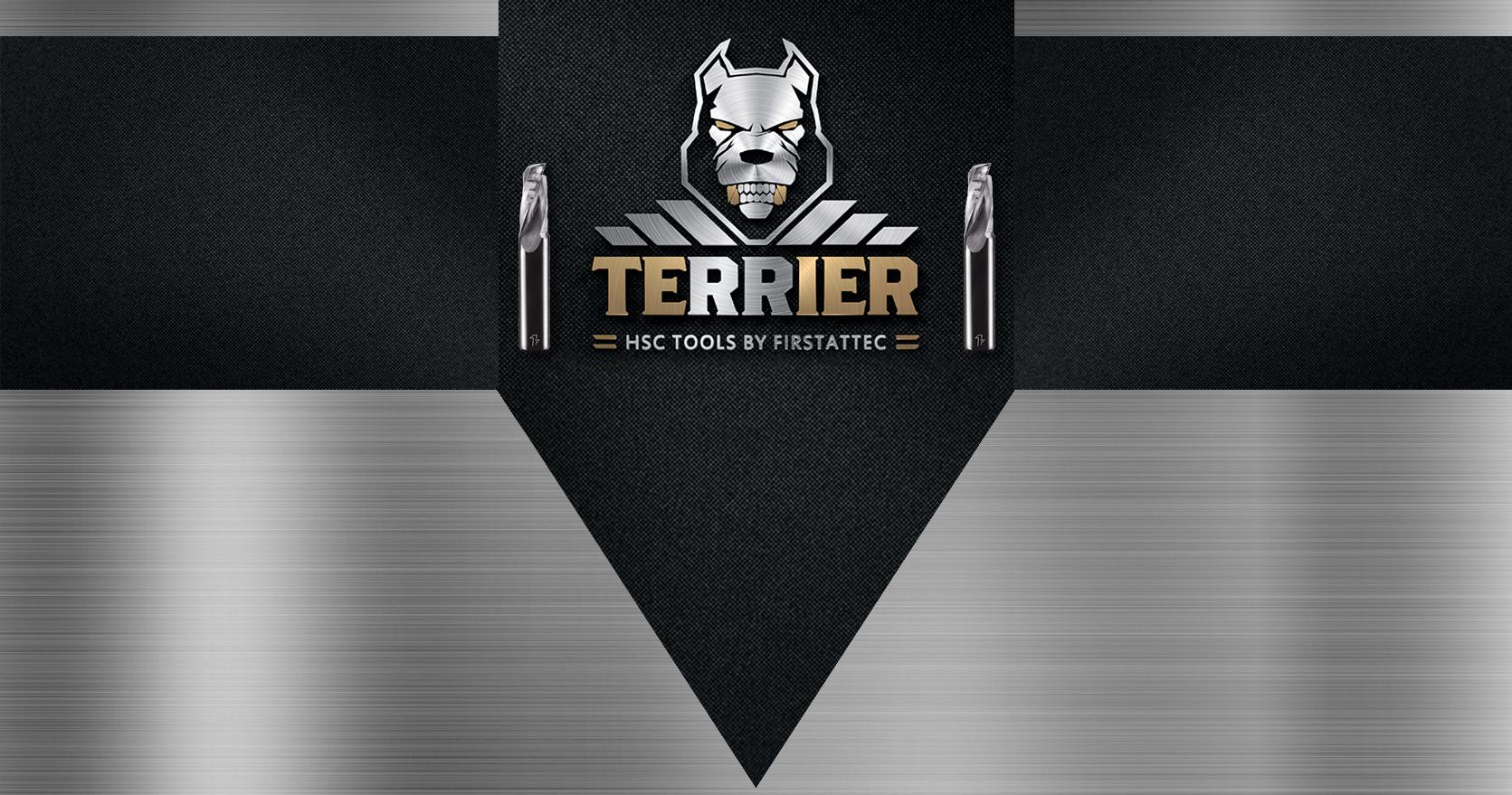 Terrier HSC Tool Fraeswerkzeug Logo